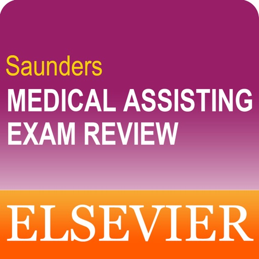 Saunders Medical Assisting Exam Prep app logo