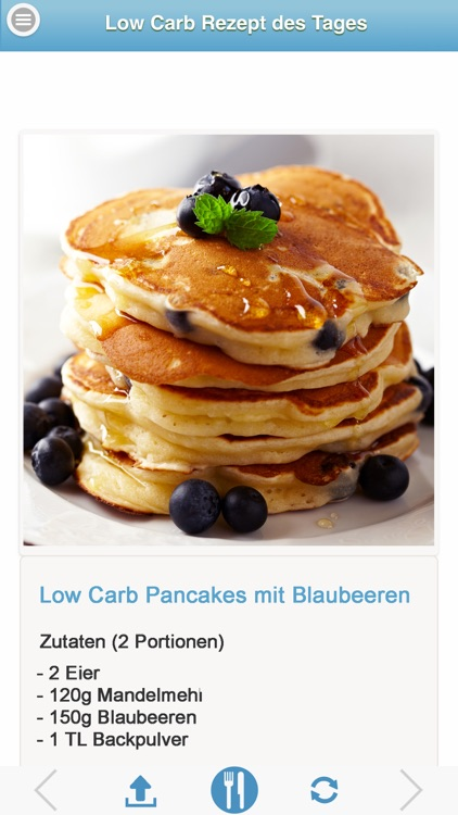 Low Carb Rezept des Tages PRO - LowCarb Rezepte screenshot-3