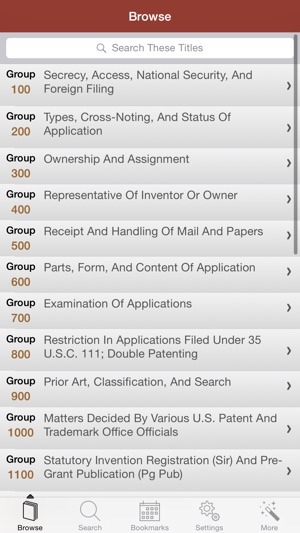 Patent And Trademark Office On The App Store
