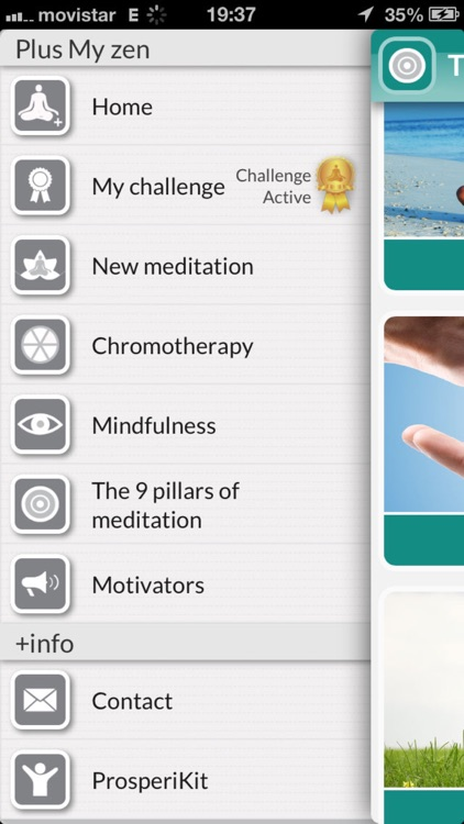 My Zen: Meditation, color therapy & relaxing music screenshot-3
