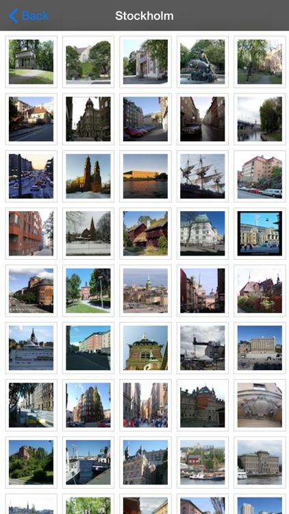 Stockholm Offline Map Travel Guide screenshot-4