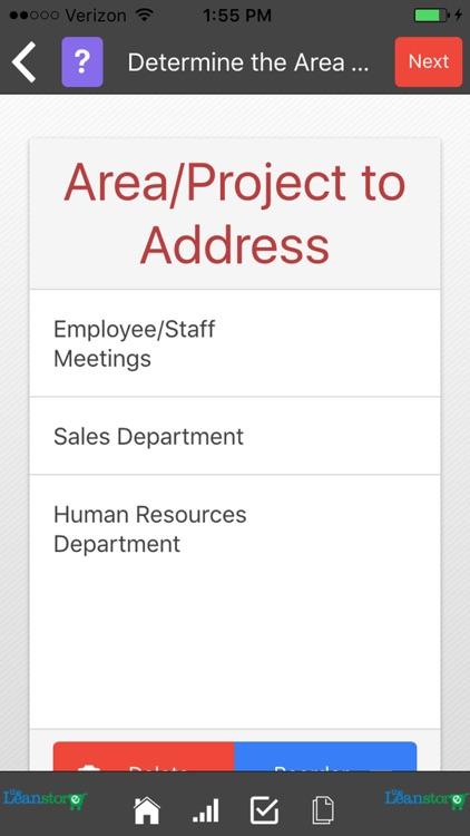 Lean Leadership screenshot-3