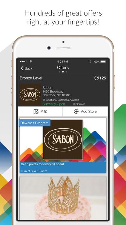 AppCard - Buy. Earn. Redeem. screenshot-3