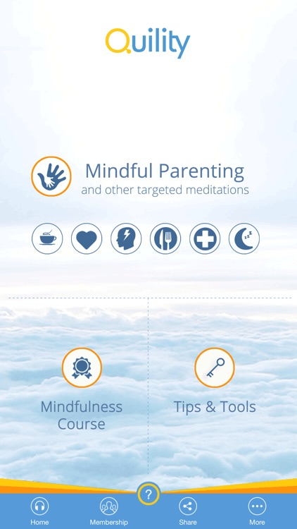 Quility: Mindfulness meditation for mothers