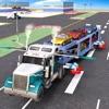 Top Car Transporter 3D Simulator
