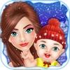 Christmas Mommy & NewBorn Baby - Girls Games Free