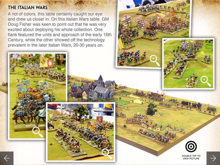 Wargames Illustrated Interactive screenshot-3