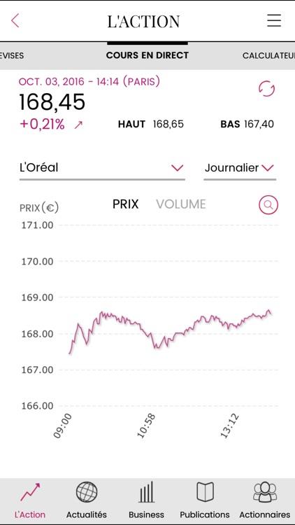 L'Oréal Finance screenshot-3
