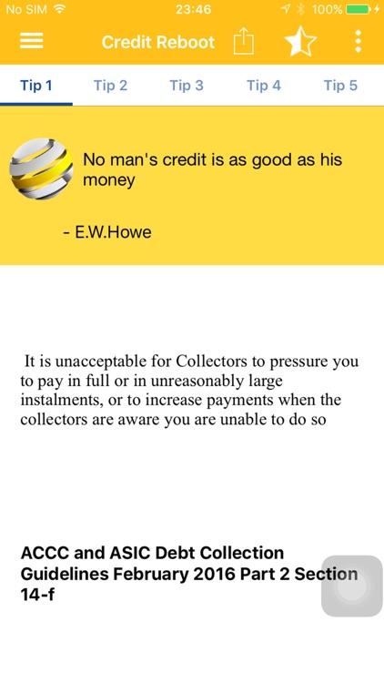 Credit Reboot - Online Credit Repair screenshot-3