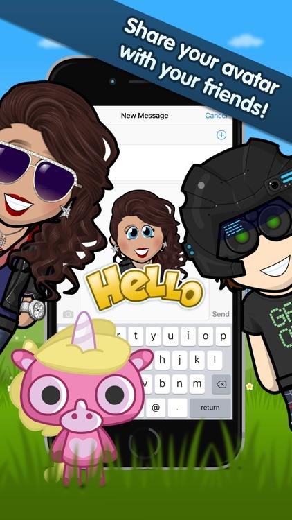 WeeMoji Emoji Maker - Avatar Stickers and Emojis screenshot-4