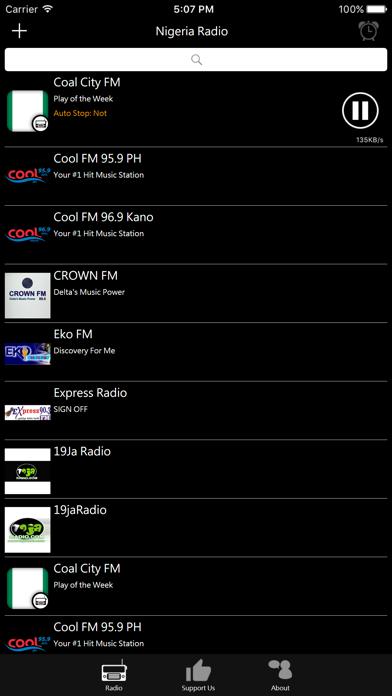 Nigerian Radio screenshot two