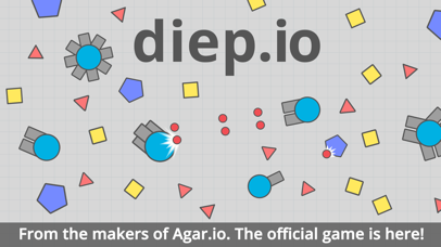 diep.io Screenshot on iOS