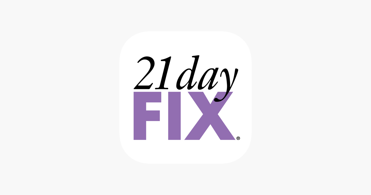 21 Day Fix® Tracker – Official on the App Store