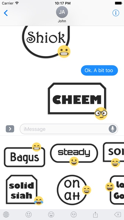 SINmoji screenshot-1