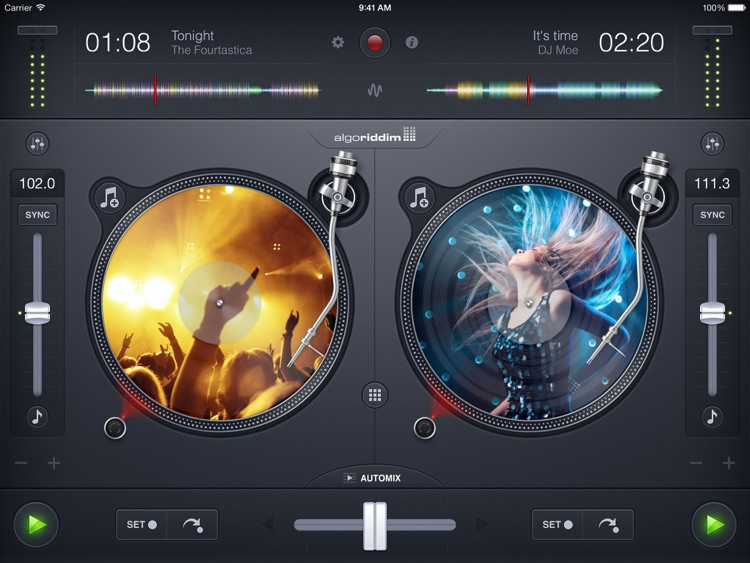 djay LE - DJ Music Mixer screenshot-0