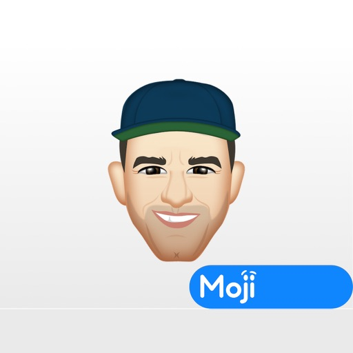 Yogi Berra ™ by Moji Stickers icon