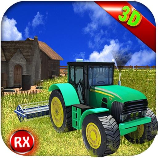 сельское хозяйство трактор симулятор 3d