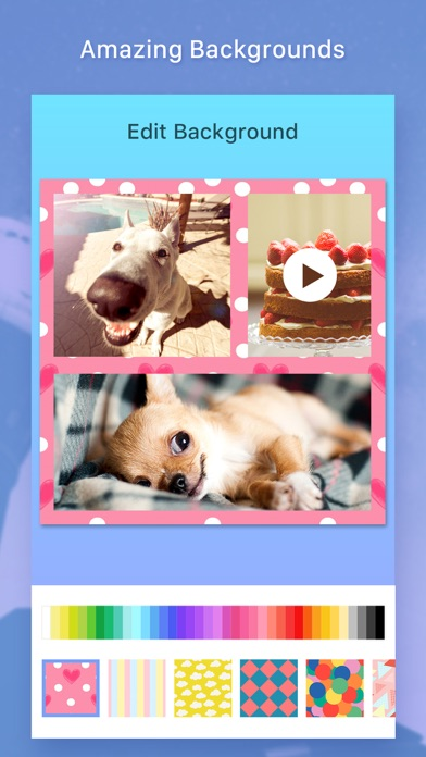 Screenshot for Photo & Video Collage Maker in Hong Kong App Store