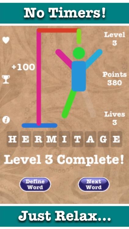 Hangman 44k: The Ultimate Hang Man Challenge Game