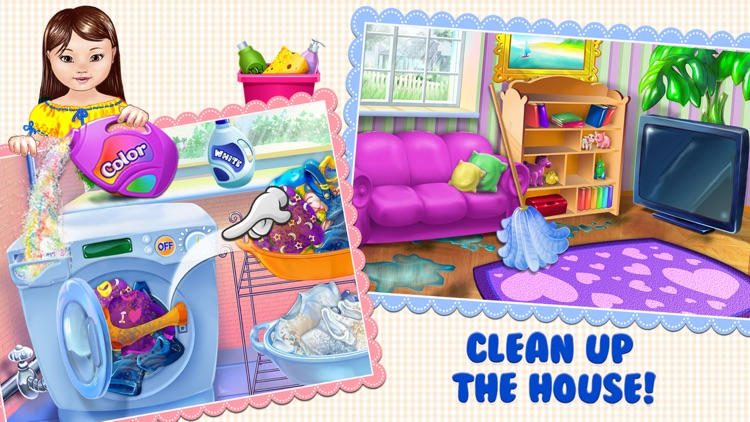 Baby Dream House screenshot-3