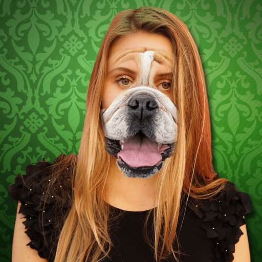 Animal Face Photo Montage: Funny Camera Stickers by Zarko