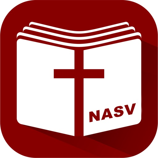 NASV Bible(Holy Bible NASV+Chinese Union Version)