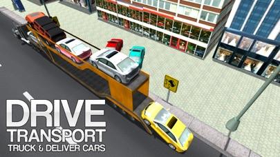 transporte de coches y camiones deber de conducirCaptura de pantalla de1