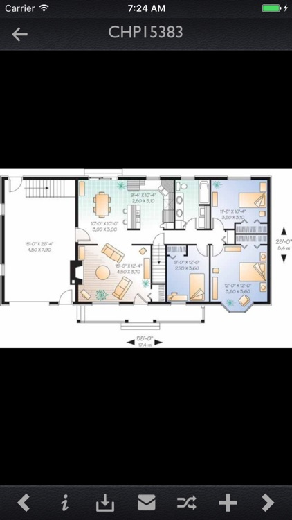 Country House Plans Details