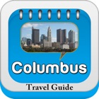 Columbus Offline Map City Guide icon