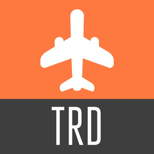 Trondheim Travel Guide and Offline City Map