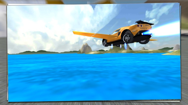 Flying Super Car 2020