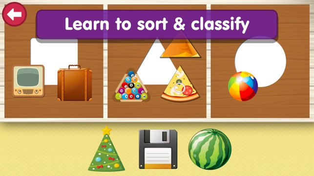 Shapes & Colors Learning: Free Toddler Kids Games on the App Store