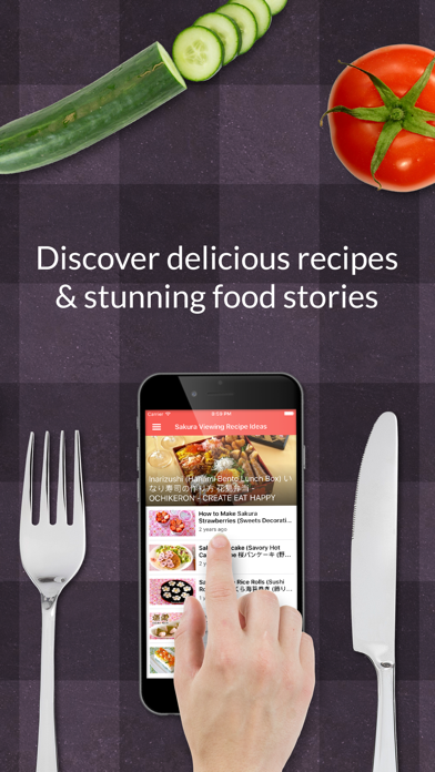 Japanese Recipes: Food recipes & cookbooks screenshot three