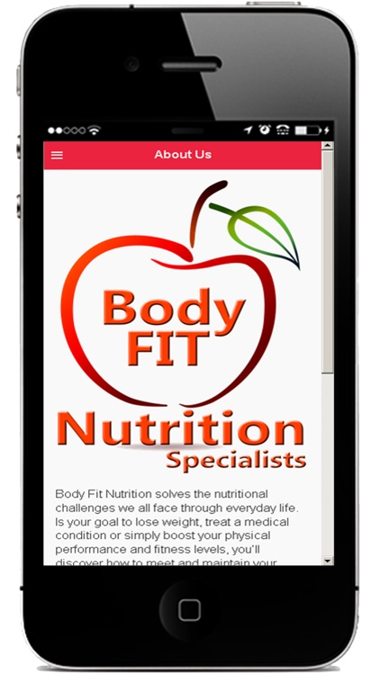 Body Fit Nutrition screenshot-4