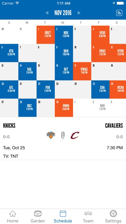 New York Knicks Official App screenshot-3