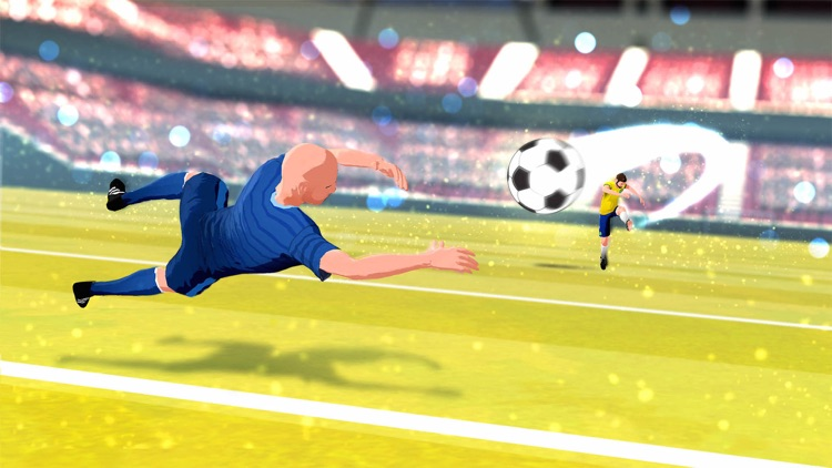 World Football Kick: Champions Cup 17