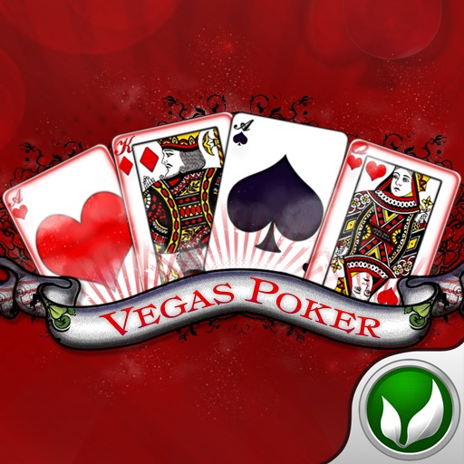 Vegas Poker for iPad icon