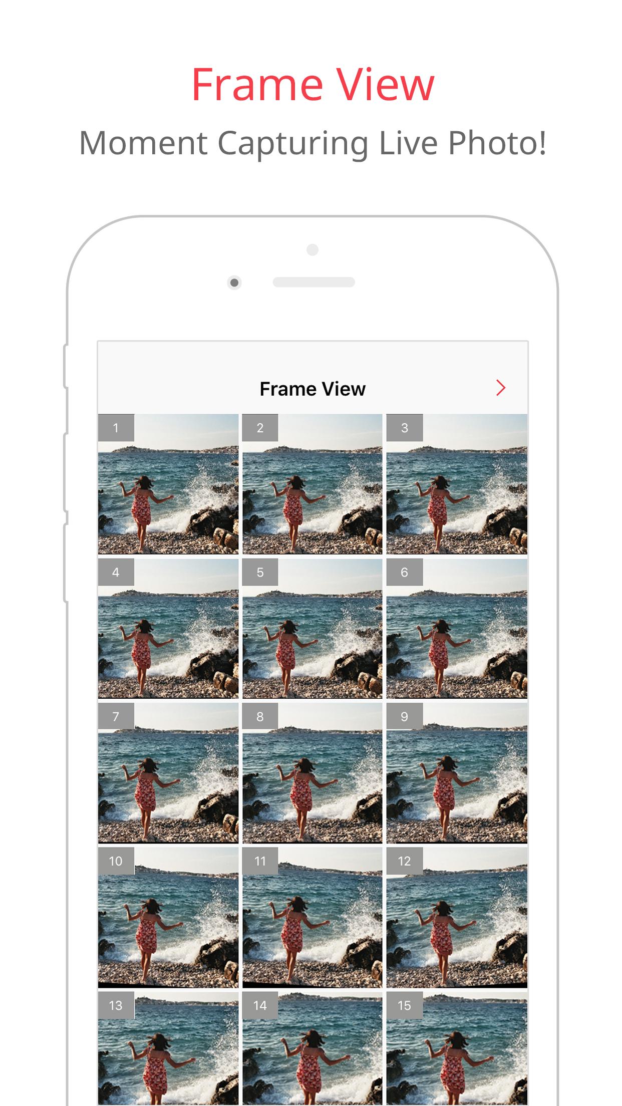 LivePix – Live Photos to Video Screenshot