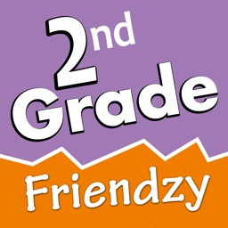 2nd Grade Friendzy - Reading, Writing & Math