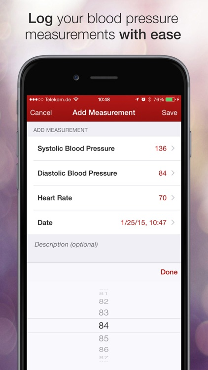 BP Assistant - Blood Pressure Monitor & Tracker