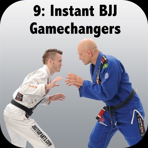 Instant BJJ Gamechangers, Bigstrong 9