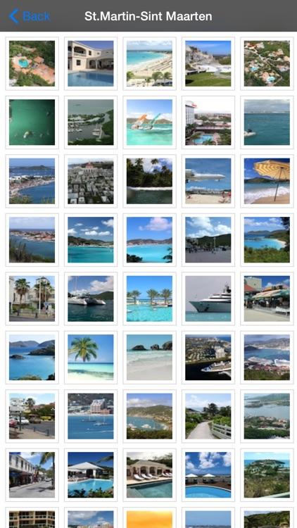 St Martin/Sint Maarten Offline Map Travel Guide screenshot-4