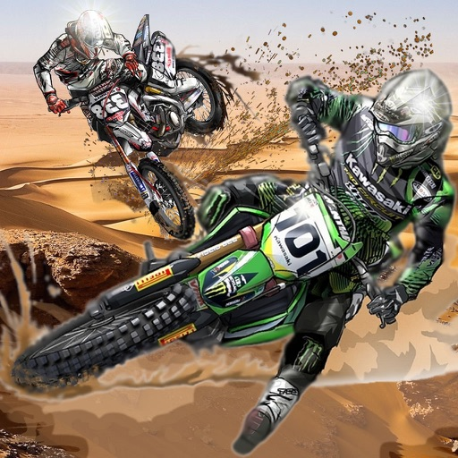 A Stunt Extreme Motocross - Awesome 2XL Supercross Game icon