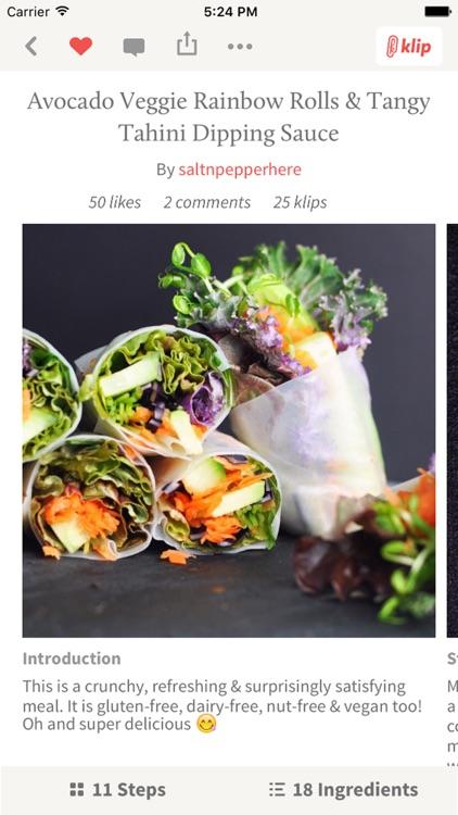 Kitchenbowl Recipes & Cookbook screenshot-4