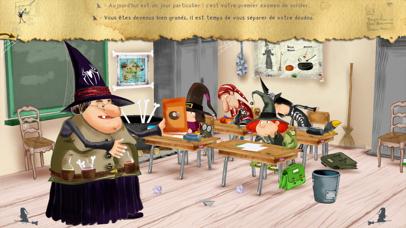 download La petite sorcière à l'école apps 2