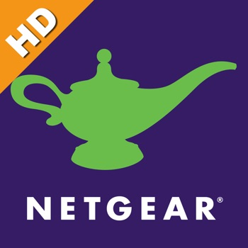 NETGEAR Genie HD for iPad