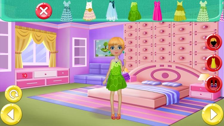 Princess Holliday Salon 2 - Makeup, Dressup, Spa