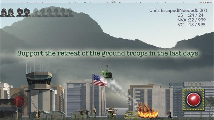 Vertical Assault - Vietnam War screenshot-4