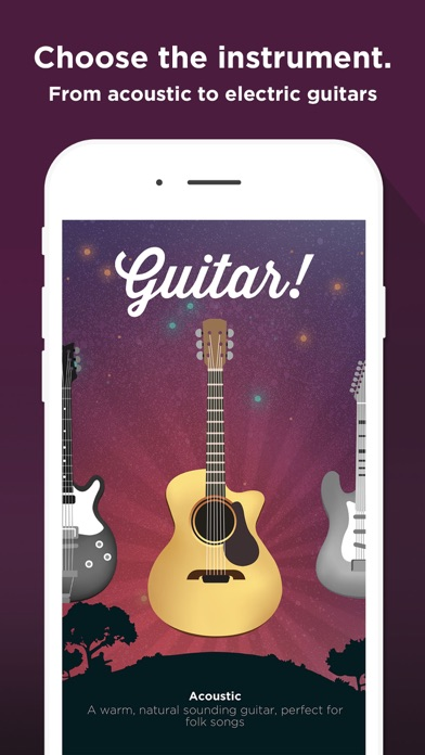Guitar! by Smule App Data & Review - Music - Apps Rankings!