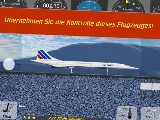 737 Flugsimulator Screenshots